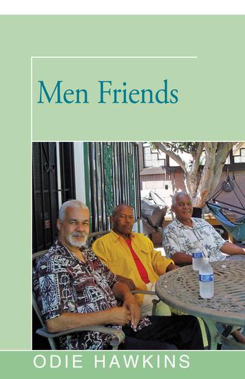 Menfriends - cover
