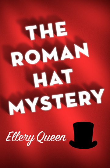 The Roman Hat Mystery - cover