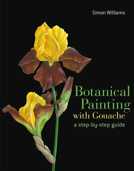 Botanical Painting with Gouache - cover