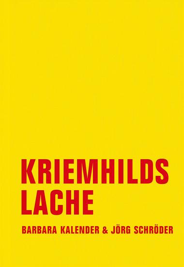 Kriemhilds Lache - Neue Erzählungen aus dem Leben - cover