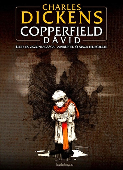 Copperfield Dávid - cover