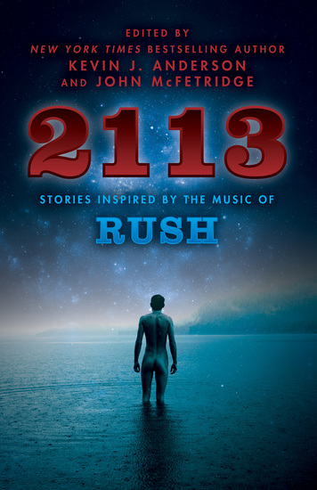 2113 - Stories Inspired by the Music of Rush - cover