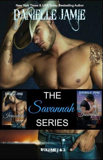 The Savannah Series Box Set: Volumes 1&2 - The Savannah Series - cover