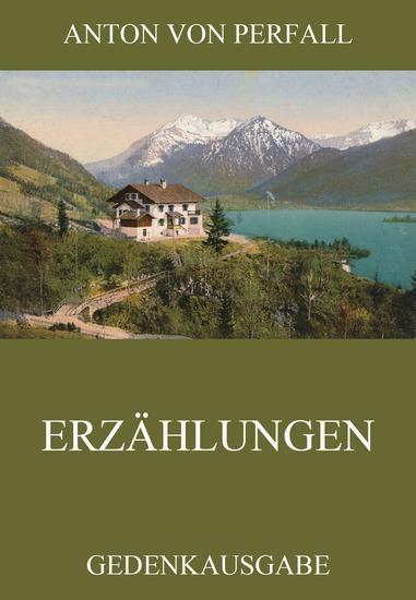 Erzählungen - Erweiterte Ausgabe - cover