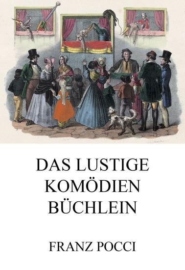 Das lustige Komödienbüchlein - Erweiterte Ausgabe - cover