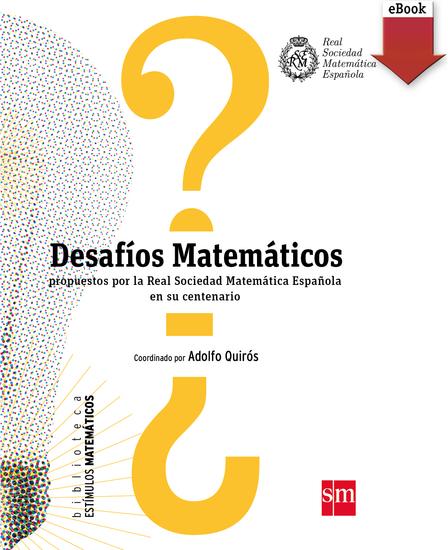Desafíos matemáticos - cover