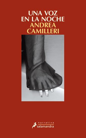 Una voz en la noche - Montalbano - Libro 24 - cover
