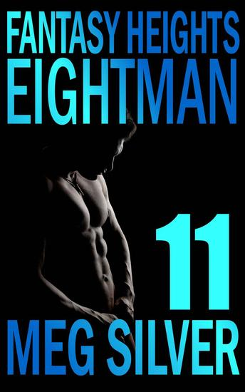 Eightman - Fantasy Heights #11 - cover