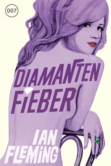 James Bond 04 - Diamantenfieber - cover