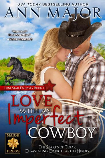 Love with an Imperfect Cowboy - Lone Star Dynasty #1 - cover