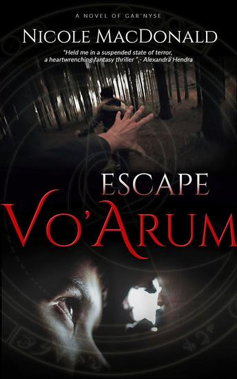Escape Vo'Arum - cover