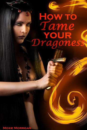 How to Tame Your Dragoness - cover