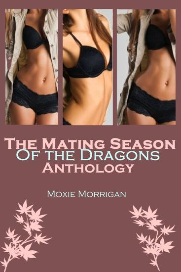 The Mating Season of the Dragons Anthology - Mating Season #5 - cover