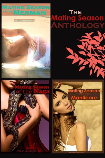 The Mating Season Anthology - Mating Season #9 - cover