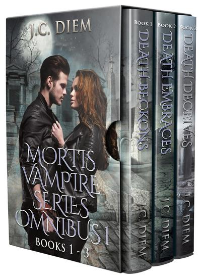 Mortis Vampire Series: Bundle 1 - cover