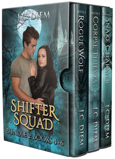 Shifter Squad: Bundle 2 - cover