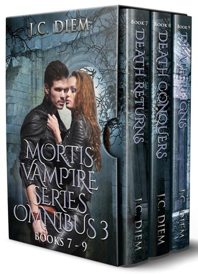 Mortis Vampire Series: Bundle 3 - cover