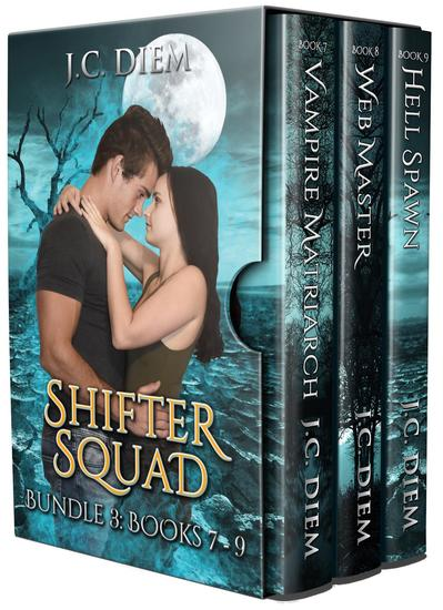 Shifter Squad: Bundle 3 - cover