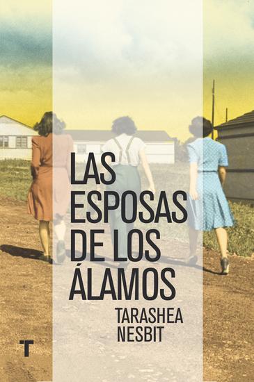 Las esposas de Los Álamos - cover