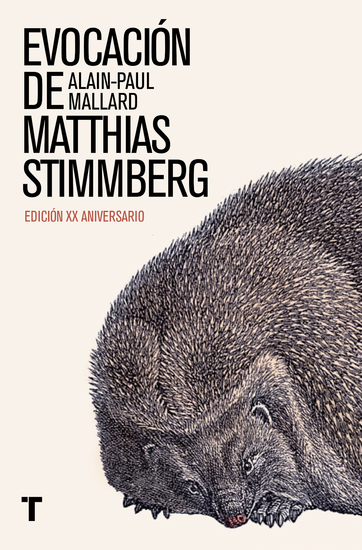 Evocación de Matthias Stimmberg - cover