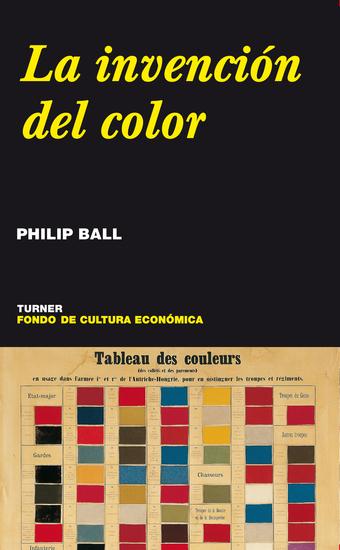 La invención del color - cover