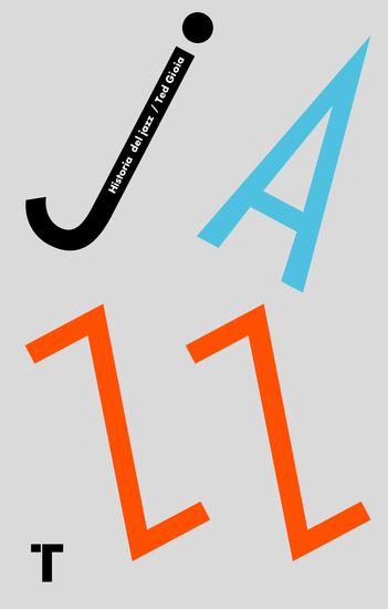 Historia del jazz - cover