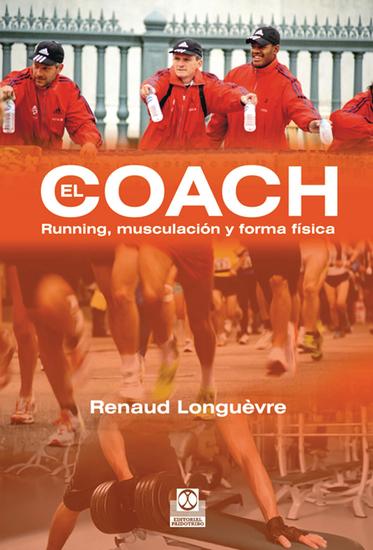 El coach - Running musculación y forma física - cover