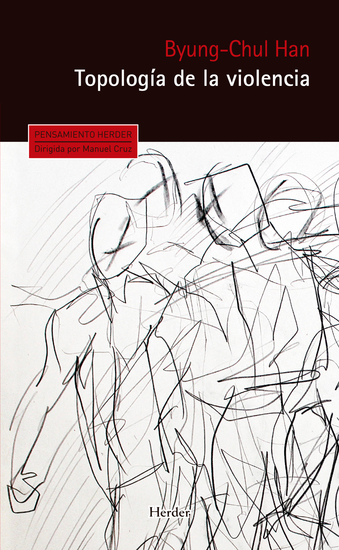 Topología de la violencia - cover
