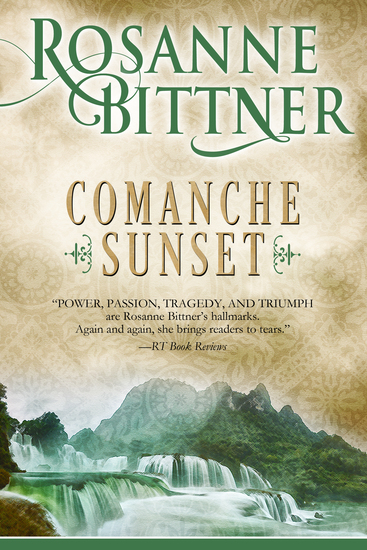 Comanche Sunset - cover