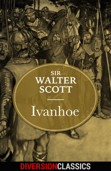 Ivanhoe (Diversion Illustrated Classics) - cover