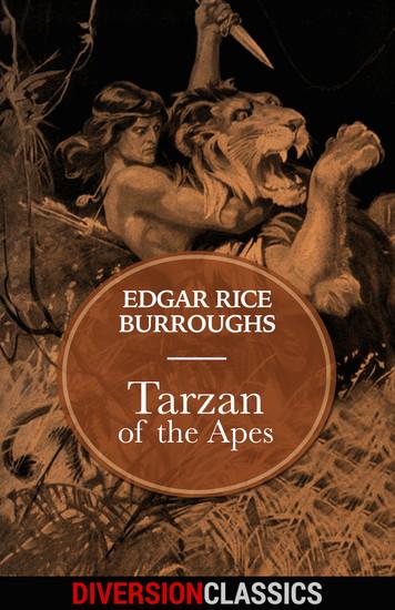 Tarzan of the Apes (Diversion Classics) - cover