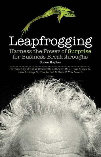 Leapfrogging - Harness the Power of Surprise for Business Breakthroughs - cover