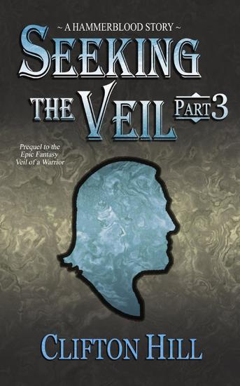 Seeking the Veil Part 3 - Seeking the Veil #3 - cover