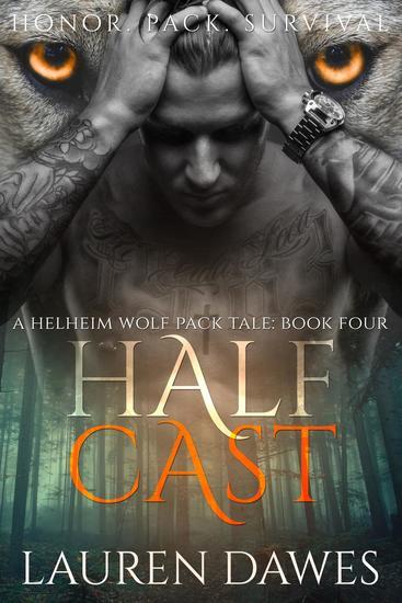 Half Cast - A Helheim Wolf Pack Tale #4 - cover