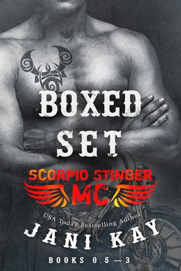 Scorpio Stinger MC Boxed Set - Scorpio Stinger MC - cover