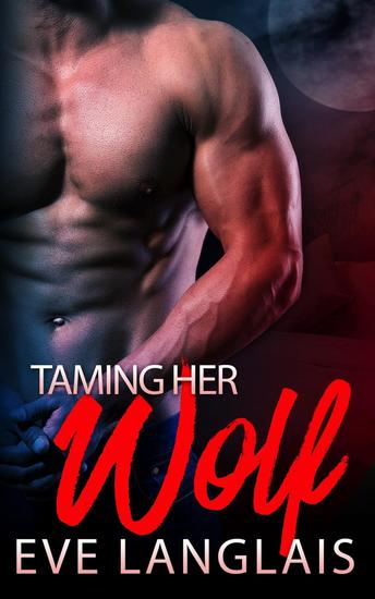 Taming Her Wolf - cover