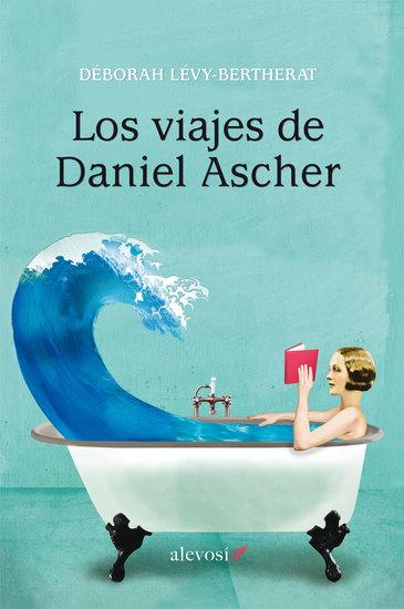 Los viajes de Daniel Ascher - cover