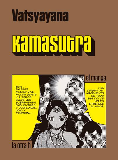 Kamasutra - el manga - cover