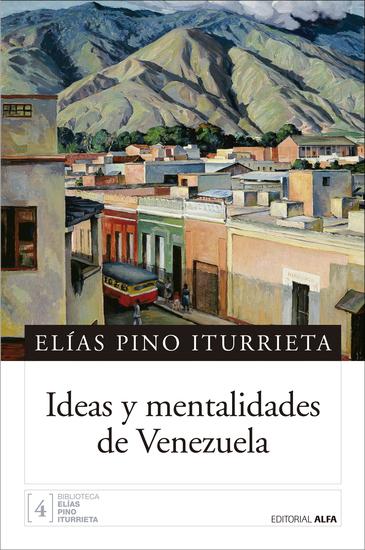 Ideas y mentalidades de Venezuela - cover