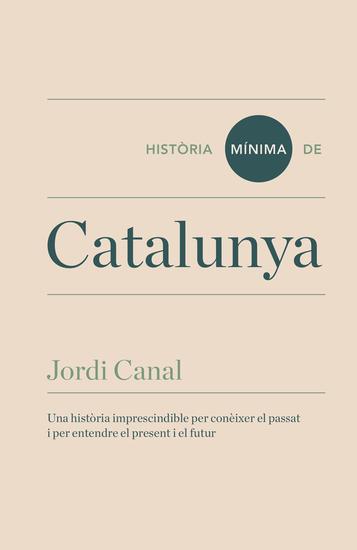 Història mínima de Catalunya - cover