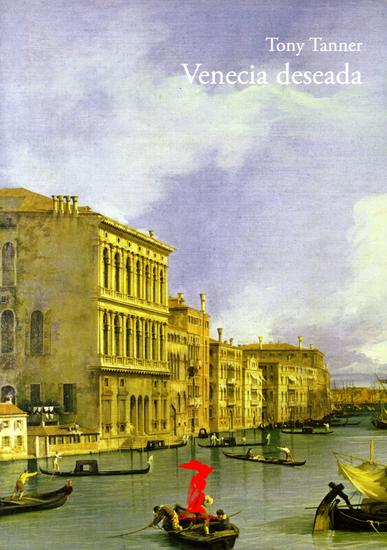 Venecia deseada - cover