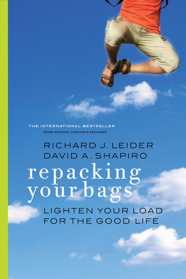 Repacking Your Bags - Lighten Your Load for the Good Life - cover