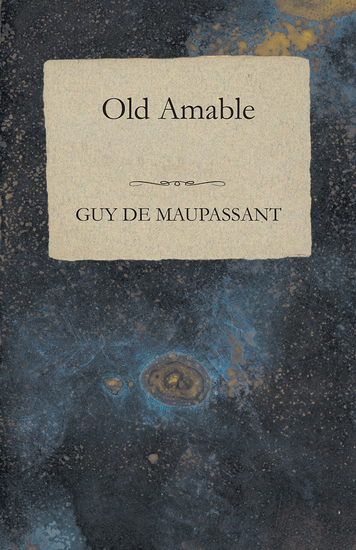 Old Amable - cover