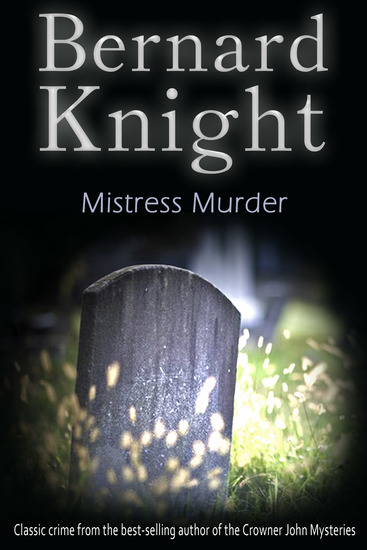 Mistress Murder - The Sixties Crime Series - cover