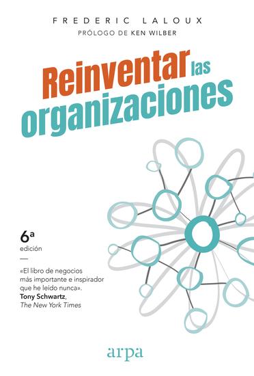 Reinventar las organizaciones - cover