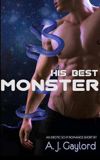 His Best Monster - cover