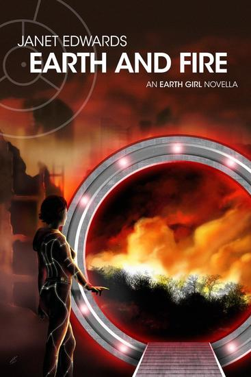 Earth and Fire: An Earth Girl Novella - EGN #1 - cover