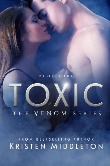 Toxic - Venom #3 - cover