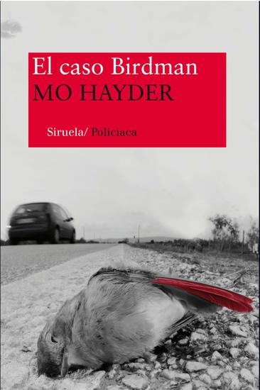 El caso Birdman - cover