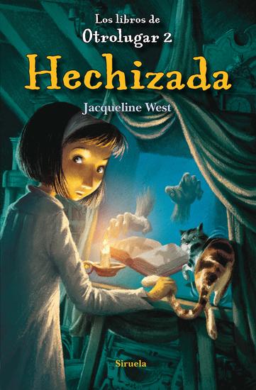 Hechizada - Los libros de Otrolugar 2 - cover
